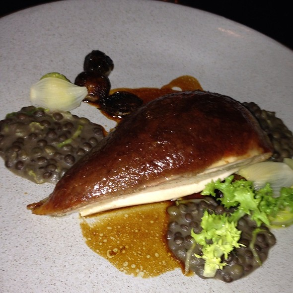 Chicken With Foie Gras And Truffle