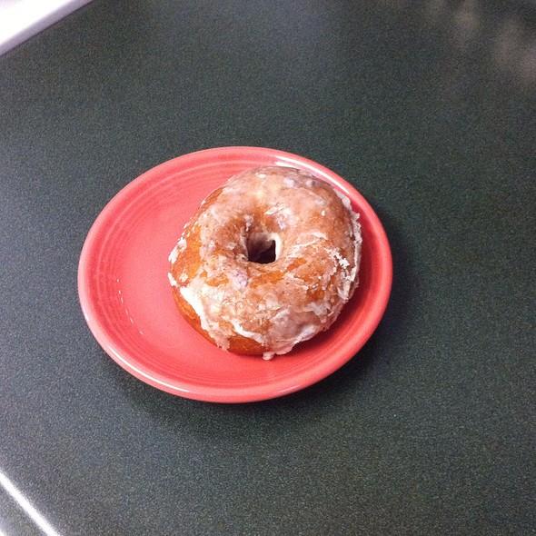 Lemon Lavender Donut