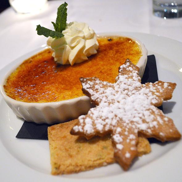 Creme Brulee - L'Etoile Restaurant, Madison, WI