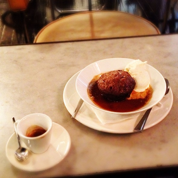 Sticky Date Pudding @ The Journal