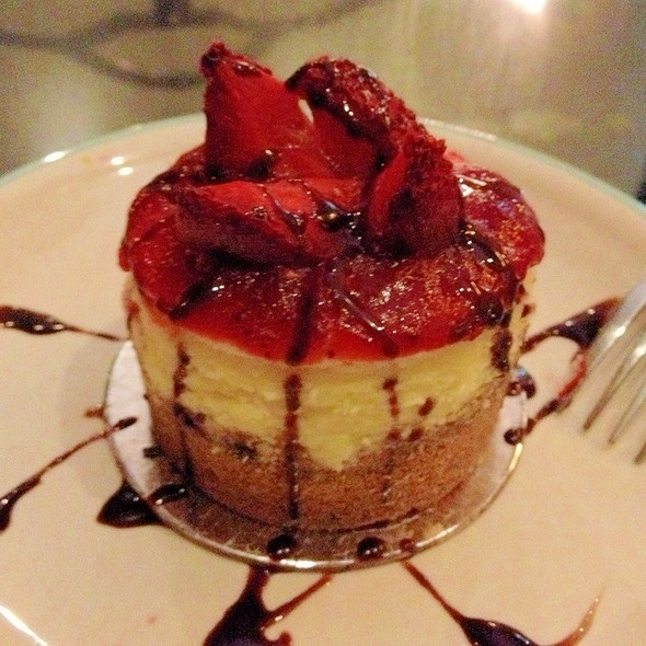 Strawberry Cheesecake @ The Pantry
