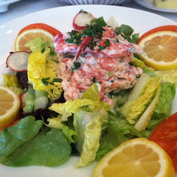 Lobster Salad @ The Capital Grille