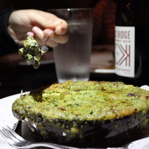 Escargots Au Fromage Bleu @ Formaggio Wine Bar
