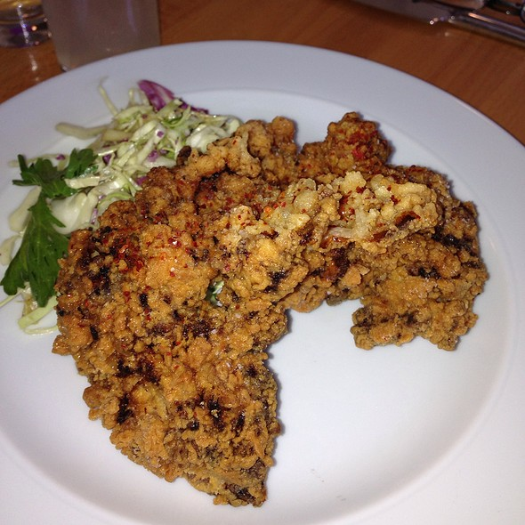 buttermilk fried chicken @ Hopscotch