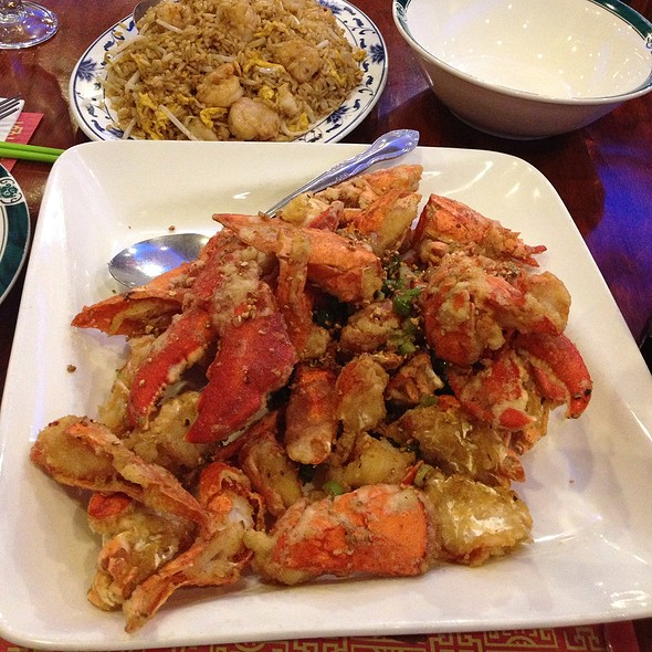 Lobster Special For Two @ Full Kee Restaurant