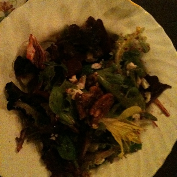 Beet And Bleu Salad - In The Red Wine Bar & Cafe, Seattle, WA
