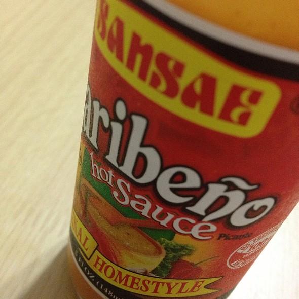 Hot Sauce @ Samudio´s Grill