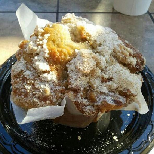 Banana Nut Muffin @ The Stonehaus