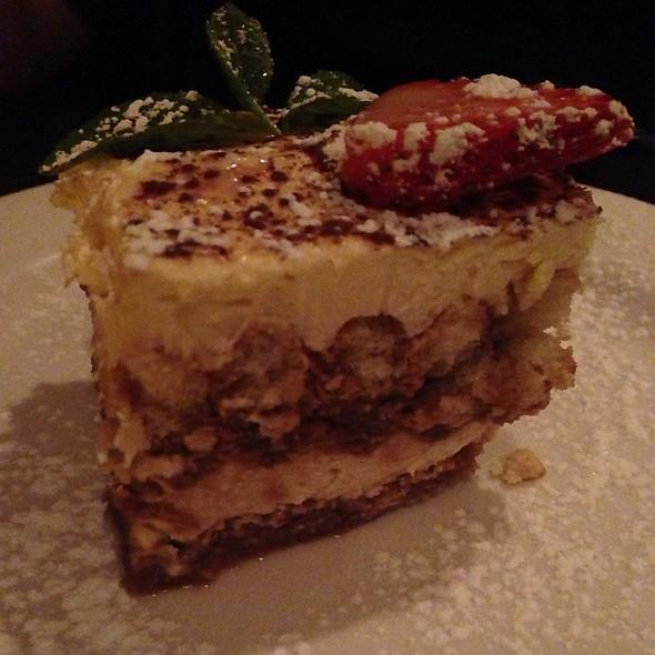 Mario's Tiramisu - Steakhouse 85, New Brunswick, NJ