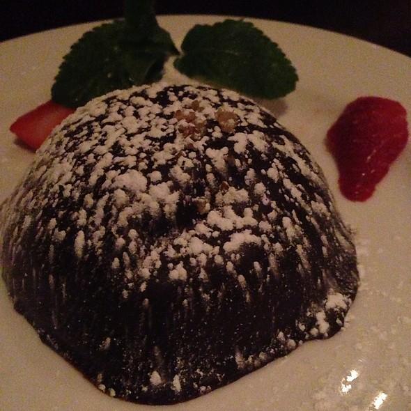 Chocolate Peanut Butter Bomb - Steakhouse 85, New Brunswick, NJ