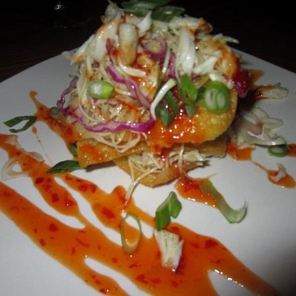 Crab Wonton Stack - Kitchen Bar, Abington, PA