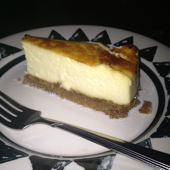 Cheesecake @ The Pantry Restaurant
