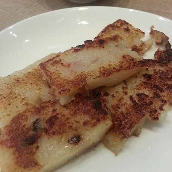 Fried Radish Cake