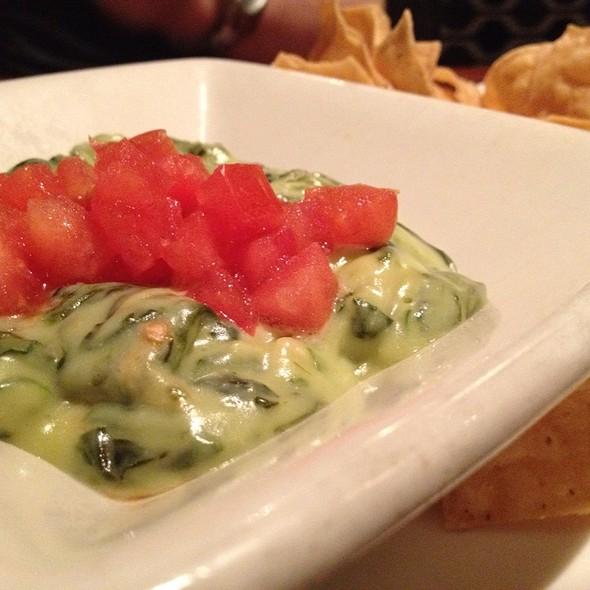 Spinach & Artichoke Dip @ Elephant Bar Restaurant