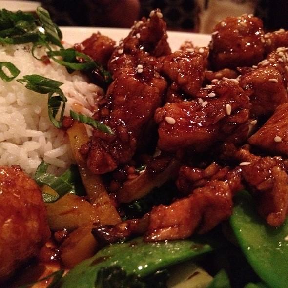 Teriyaki Chicken @ Elephant Bar Restaurant