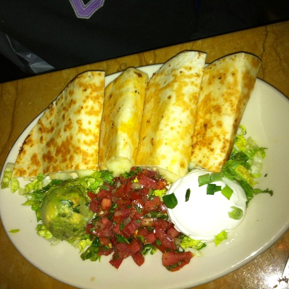 Quesadillas @ Cheesecake Factory