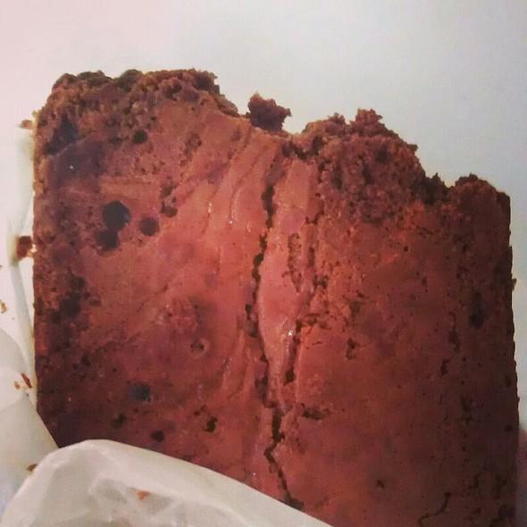 Dulce De Leche Brownie