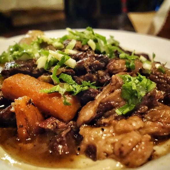Slow Cooked Beef @ Port Said Bar Resturant, Tel Aviv