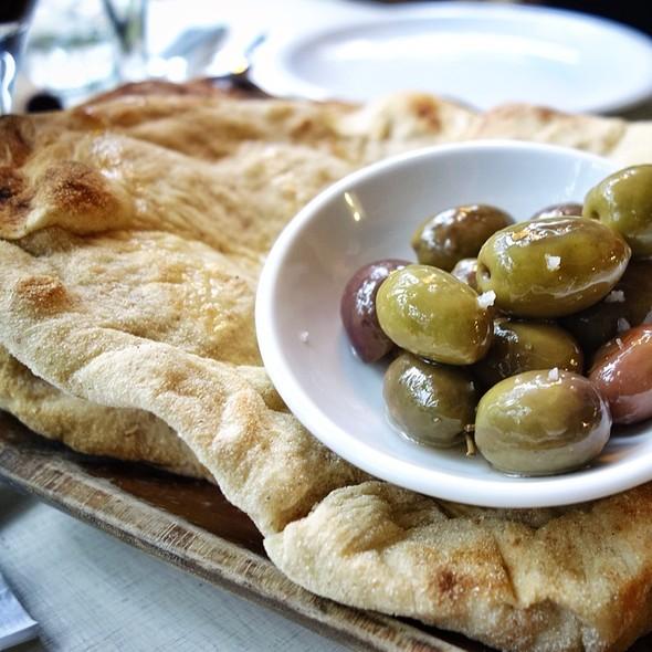 Pita Bread @ Majda