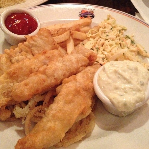 Fish and Chips - Big Fish - Dearborn, Dearborn, MI