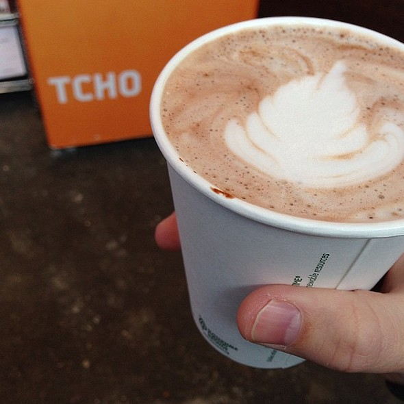 Hot Chocolate @ TCHO