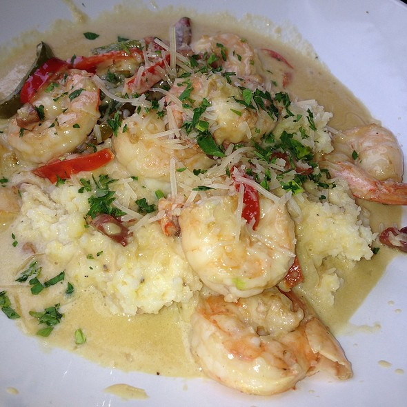 Shrimp and Grits @ Mozelle's Fresh Southern Bistro