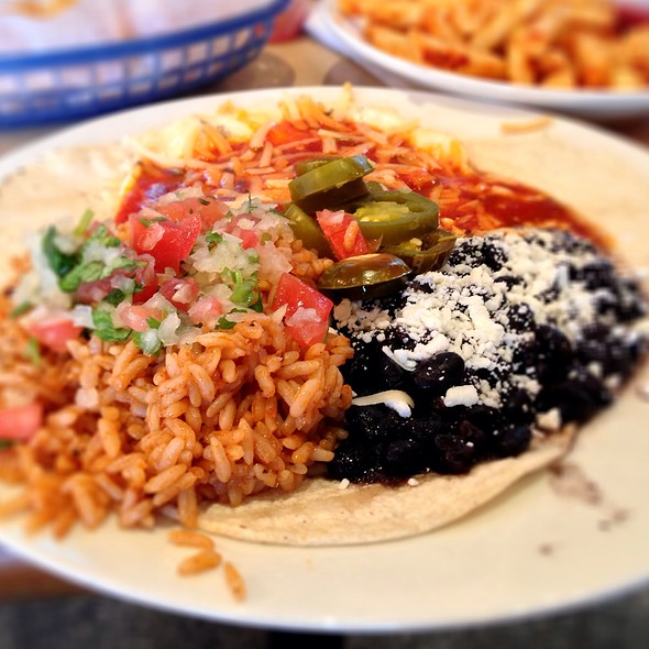 El Sombrero Mexican Food Mississauga On