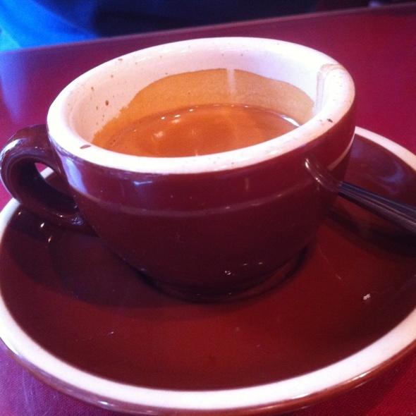 Espresso @ Giovana's