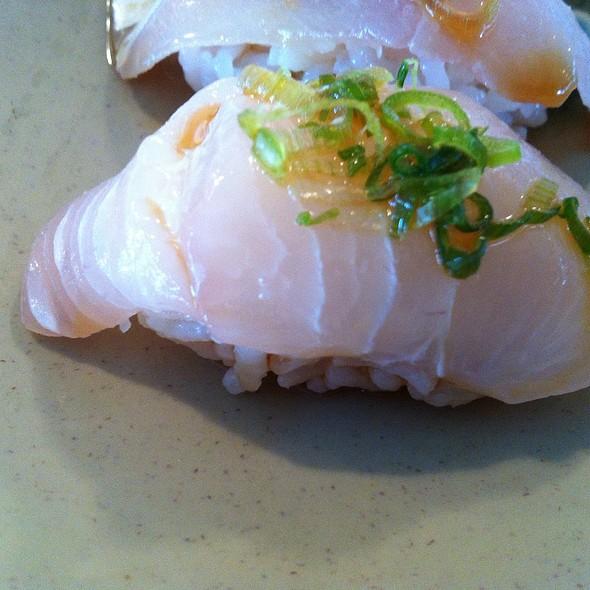 Kampachi @ Sushi Sasabune
