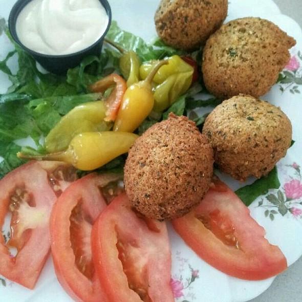 Falafel @ Janet's Mediterranean Cuisine