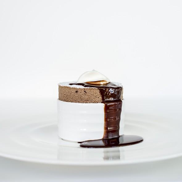Chocolate Souffle @ The Fearrington House Restaurant
