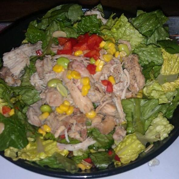 Smoked Chicken Chopped Salad @ Nancy's Bbq