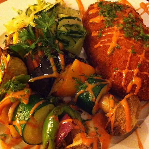Chicken Kiev - Firebird Russian Restaurant, Carmichael, CA