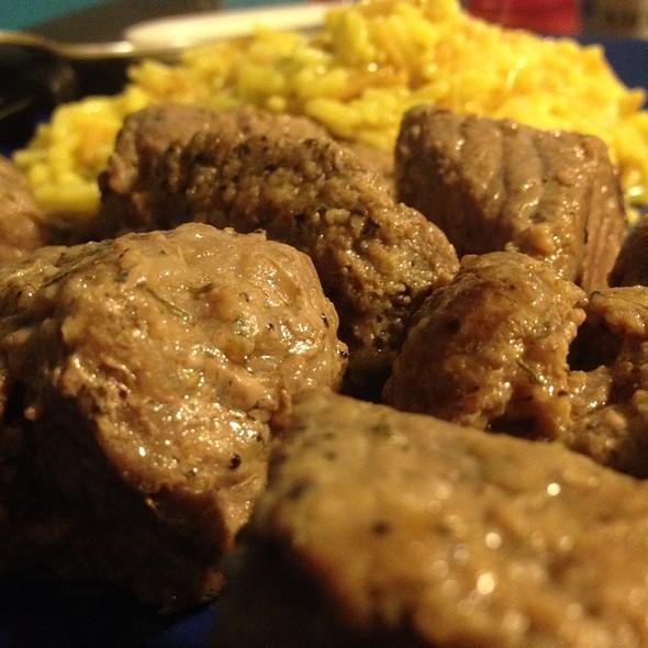 Steak Tips @ Home