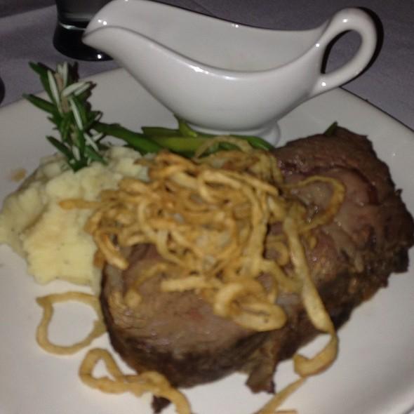 Prime Rib - Buckley's Great Steaks, Merrimack, NH