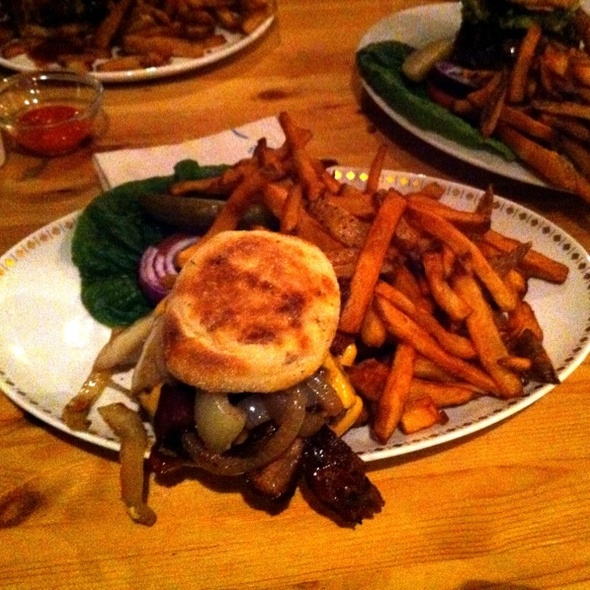 Da Birdhouse Burger @ The Bird Restaurant