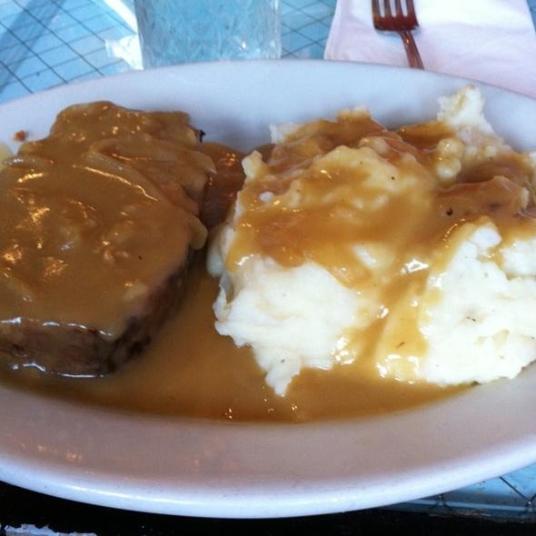 Meatloaf @ Kitchenette Uptown