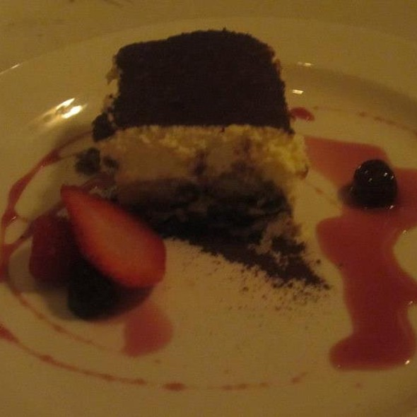 Tiramisu - Coast Guard House, Narragansett, RI