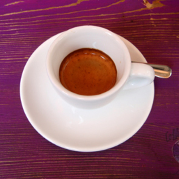 Espresso @ Henrici AG