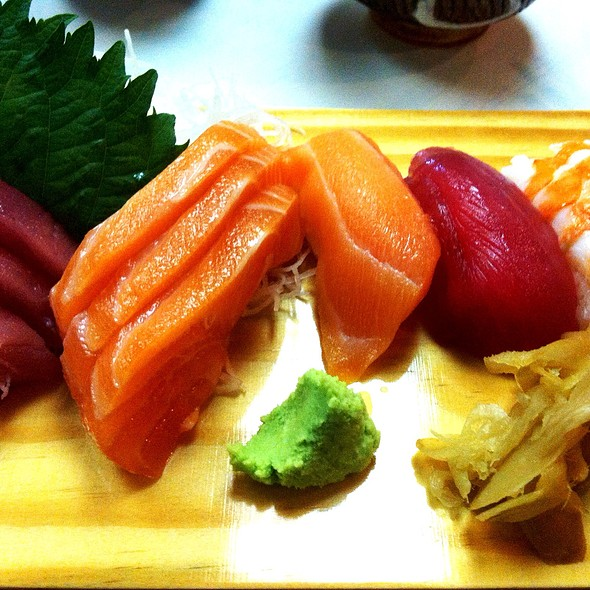 Sushi e Sashimi @ Restaurante Japonês Sushi Kiyo