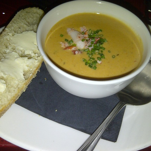 Lobster Bisque @ Pescara