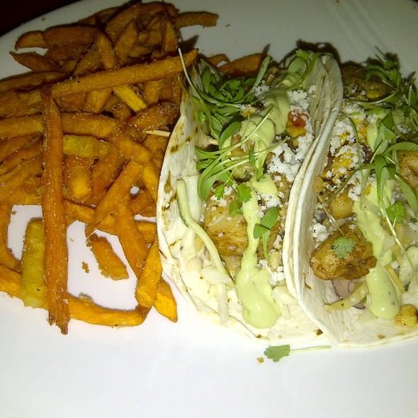 Dorado Fish Tacos @ Pescara
