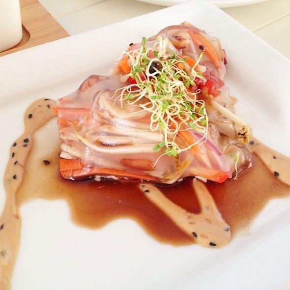 Rollo De Mar @ Rey Raya restaurante