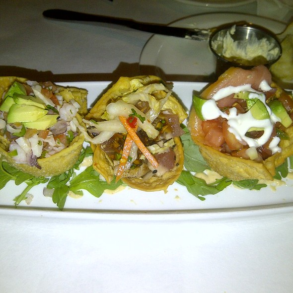 Seafood Appetizers @ Pete Miller's Seafood & Prime Steak