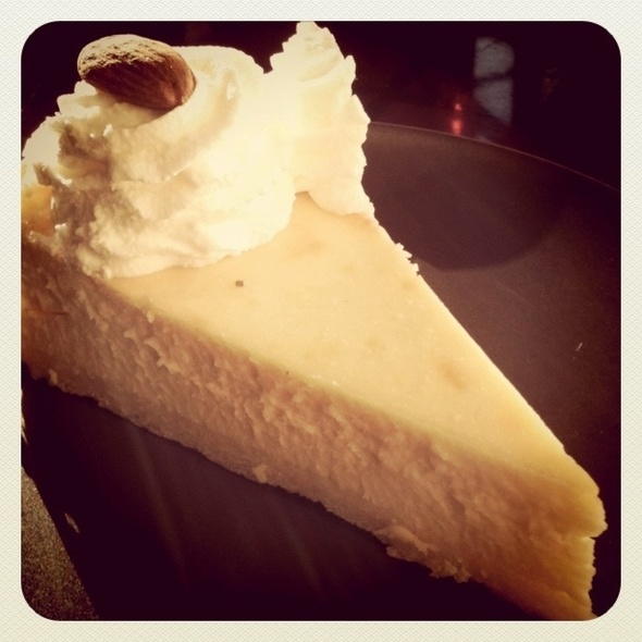 Cheesecake @ The Prolific Oven