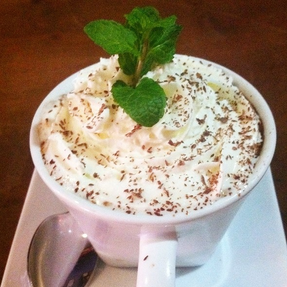 Hot Chocolate - Clasico @ Sazon