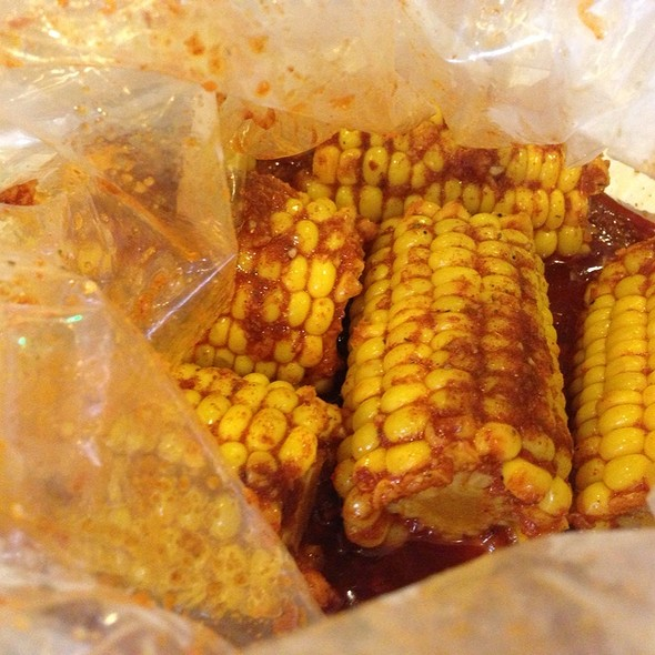 Corn On A Cob
