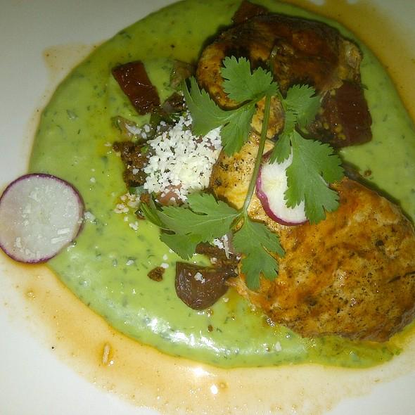 Tinga Poblana @ Zocalo Restaurant