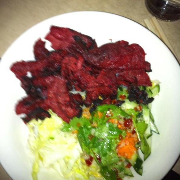 Bun @ Pho Grand Restaurant