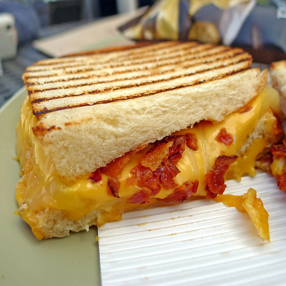 Big Kid Grilled Cheese